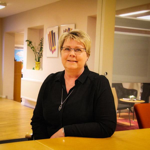 Anita Humble Johansson